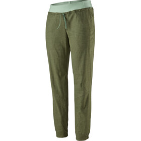 Patagonia Hampi Rock Pantalon Femme, camp green